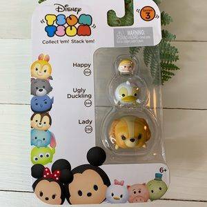 Disney Tsum Tsum collectibles